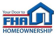 FHA Home Loan logo