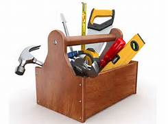 tool box clipart for the 203K Home Renovation Loan